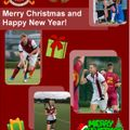 Merry Christmas from the UBHC!