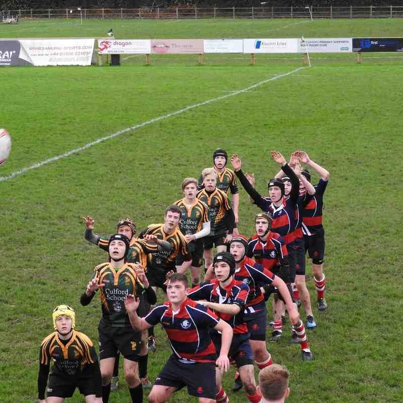 Stowmarket (Suffolk Cup) match