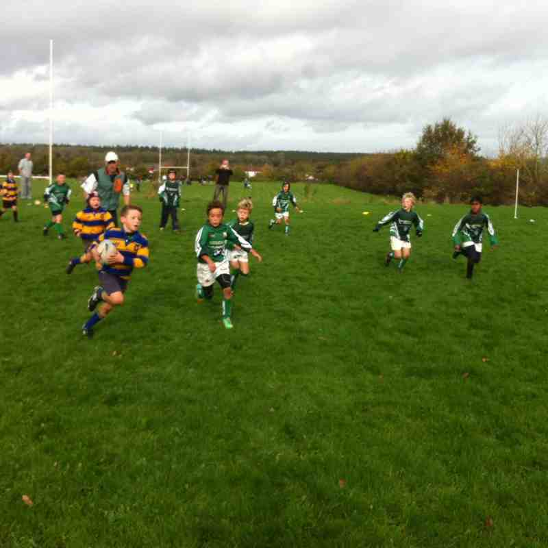 02 Nov 14 - Warminster vs Salisbury