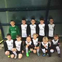 Mossley AFC Under 8's - The season so far