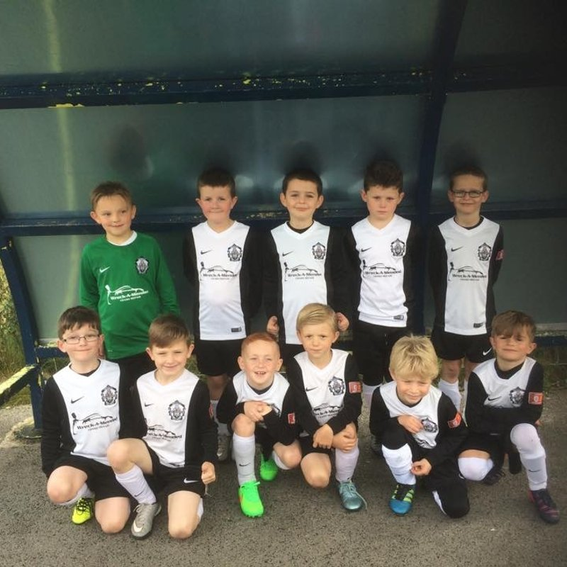 Mossley AFC Under 8's - The season so far