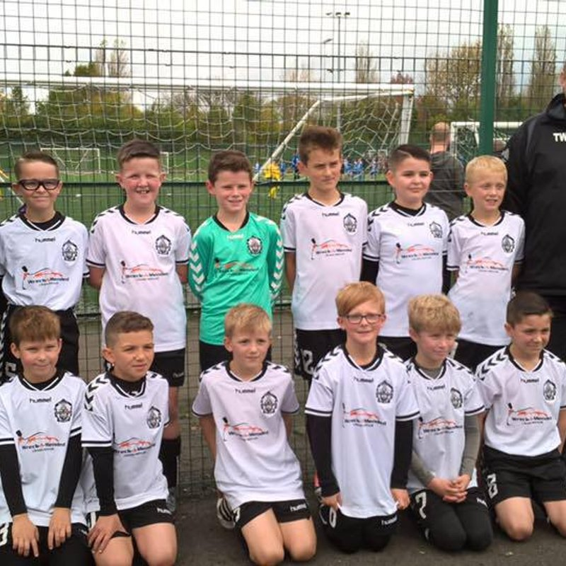 Mossley AFC Youth Team of the week - W/C 09/10/17 - Under 10s