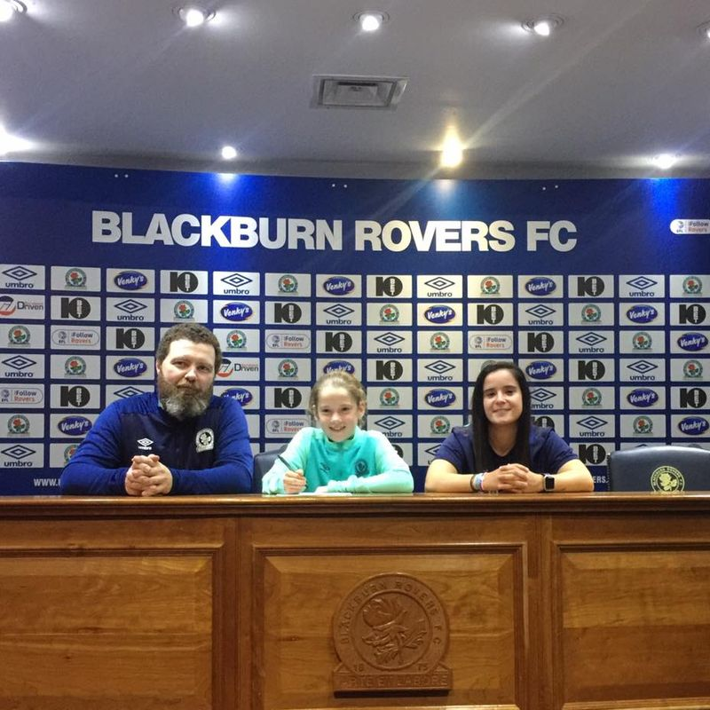 Young lilywhite signs for Rovers!