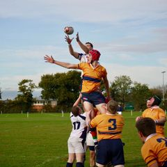 Old Blues 2nd XV vs Old Emanuel 3rd XV - 28th Oct 17