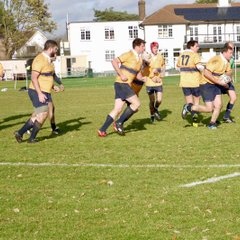 Economicals 2nd XV vs Old Blues 2nd XV