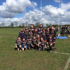 2016 - Under 11's runners up at Wellingborough festival