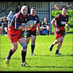 Beaufort v Hafodrynys away 2015