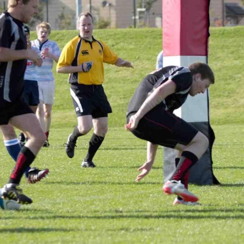 2nds v Edinburgh Accies