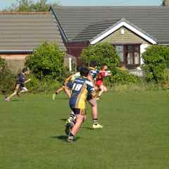 Langworthy Reds U15's vs Clock Face Miners - 27.09.15