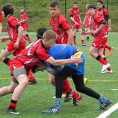 Langworthy Reds U15's vs Telford Raiders - 18.10.15