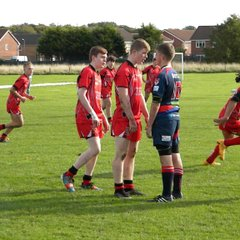 Langworthy Reds U15's vs Liverpool Lions - 25.10.15