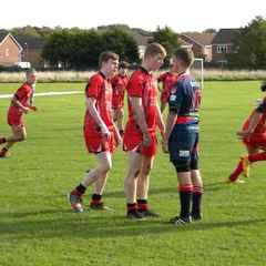 Langworthy Reds U15's vs Liverpool Lions - 25.10.15