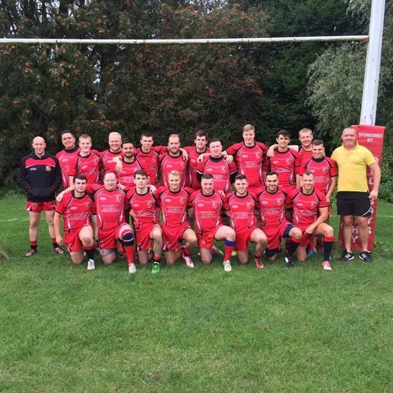 Clock Face Miners 26 Langworthy Reds 14