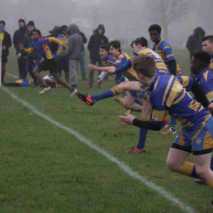 IGNATIANS FIND PERFECT ANTIDOTE TO BARNET DEFEAT