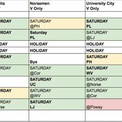 2017-18 HS Boys Schedule