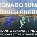 Sunday Touch Rugby Video