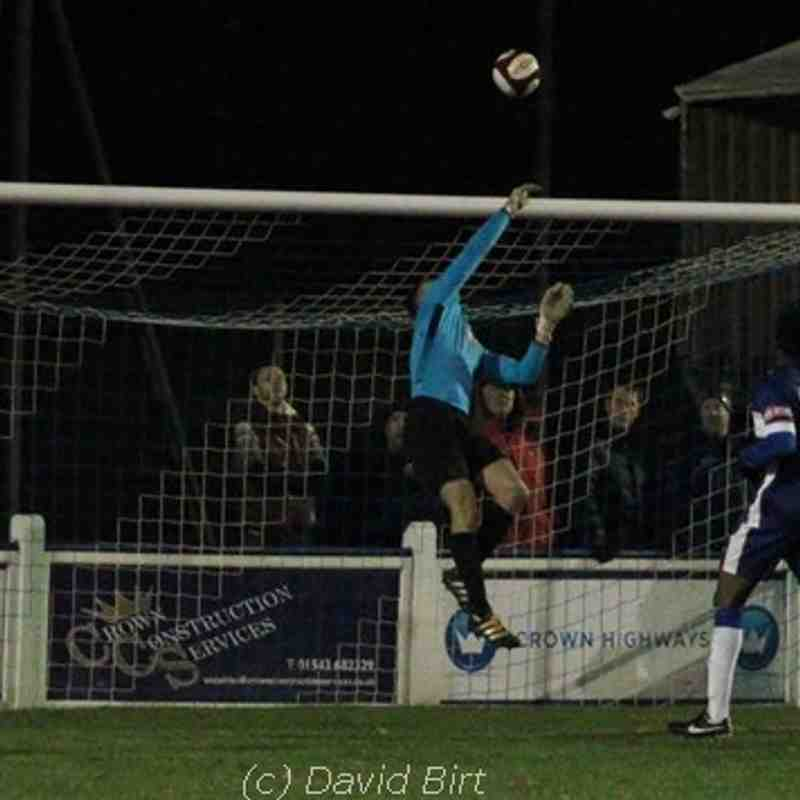 Witton Albion  h Lge 19-11-16