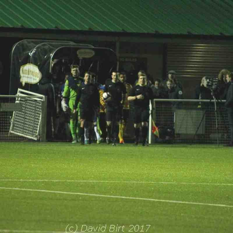 Basford a Lge Cup 30-1-17