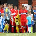 First friendly is a good work out for Chasetown