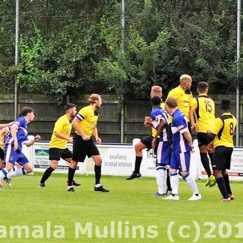 Sutton Coldfield Town 29-07-17