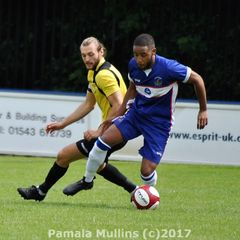 Sutton Coldfield Town 29-07-17