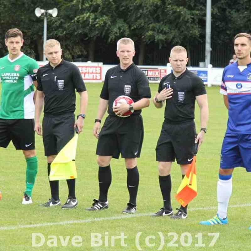 Lincoln United h lge 12-08-17