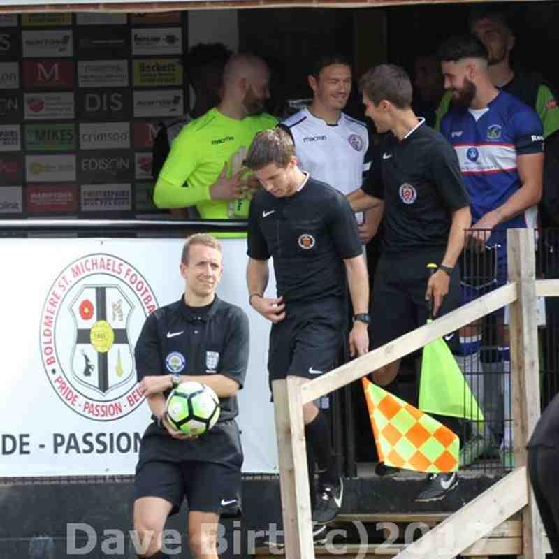 Boldmere St Michaels a FA Cup 02-09-17
