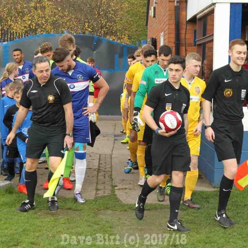 Spalding h FA Trophy 28-10-17