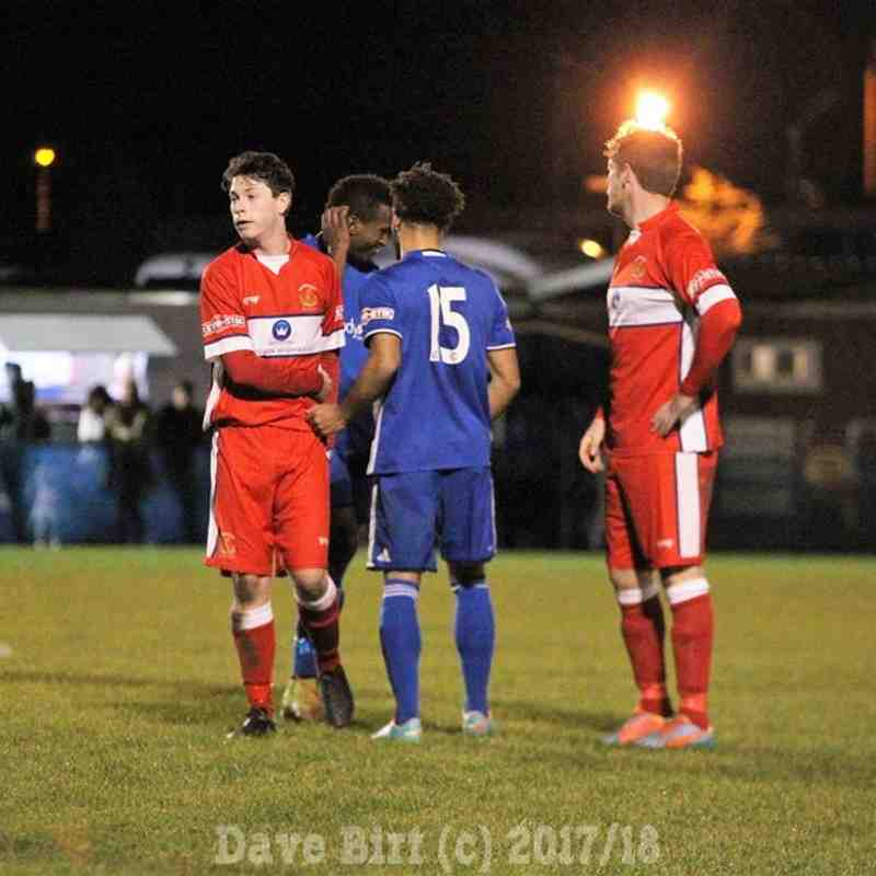 Peterborough Sports  a Lge 18-11-17