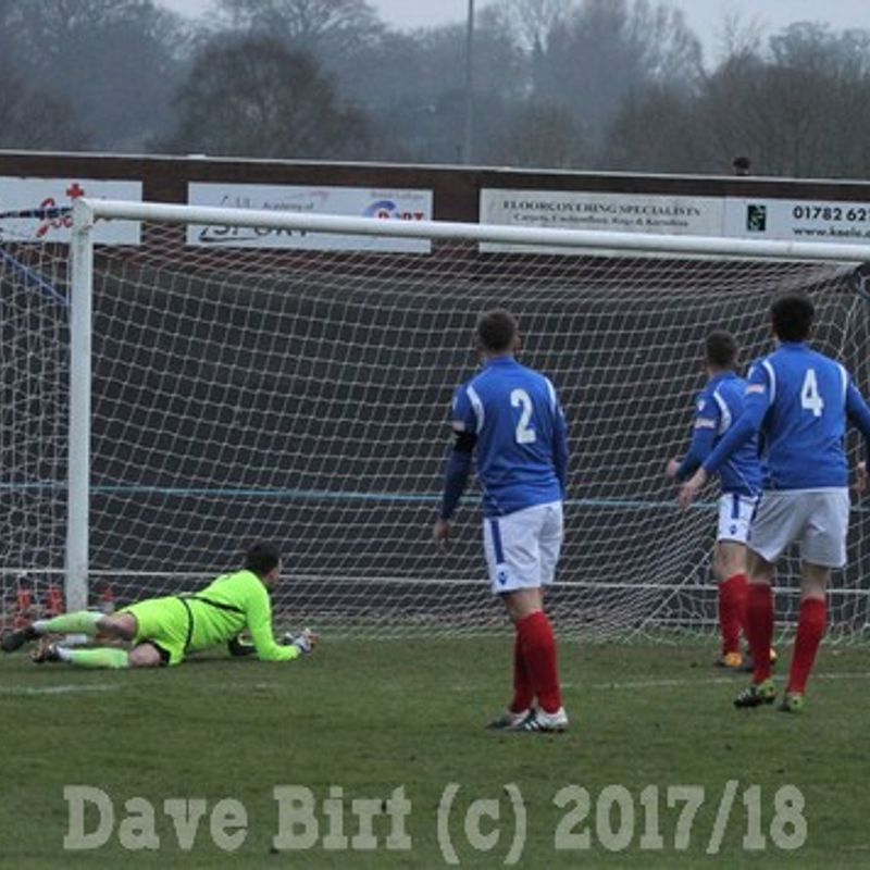 First half display sees Chasetown pick up the points.
