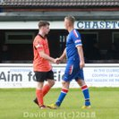 Chasetown up and running with deserved first league point.