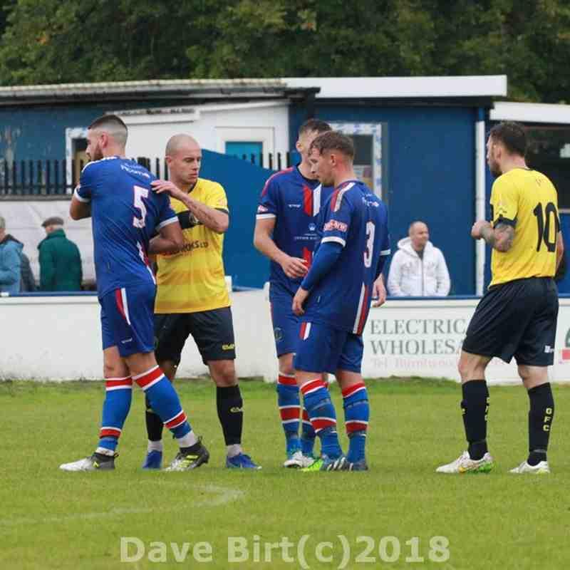 Gainsborough Trinity FA Cup H  9-9-18