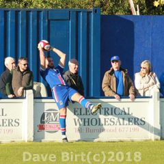 Clitheroe h Lge 29-09-18