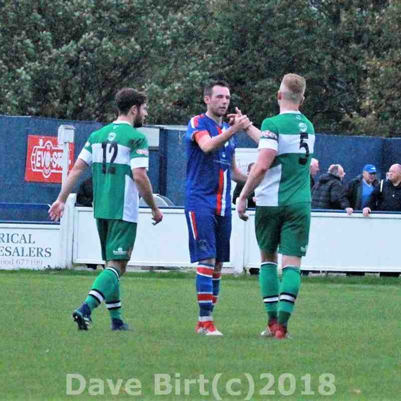 Lincoln United h FA Trophy 13-10-18