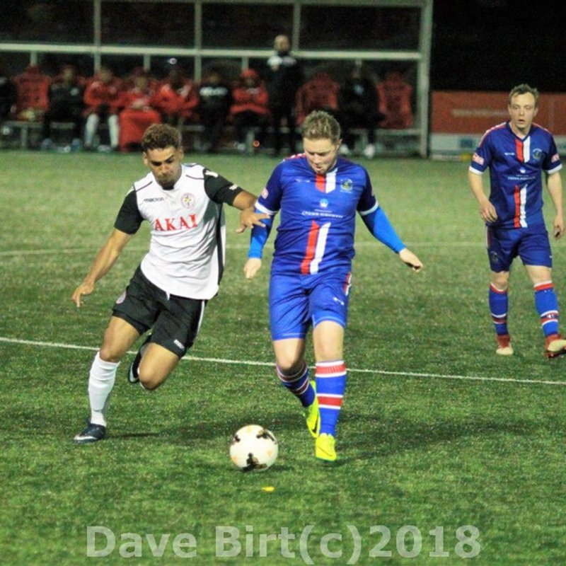 Chasetown bow out of the Cup