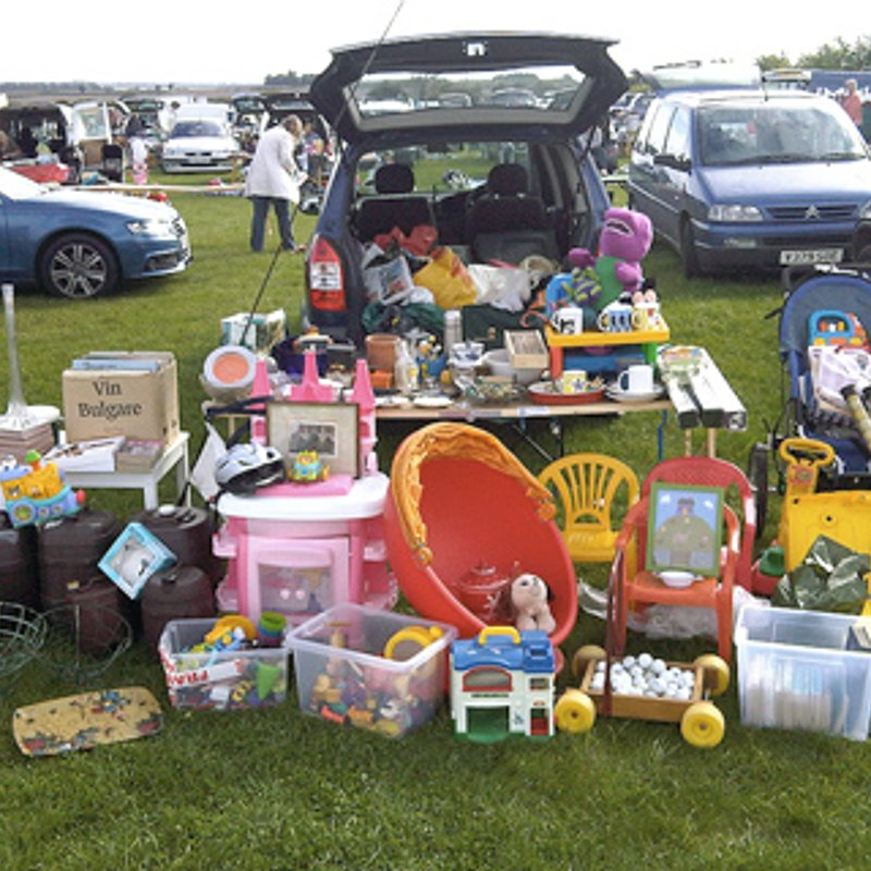 CAR BOOT SALE 2017
