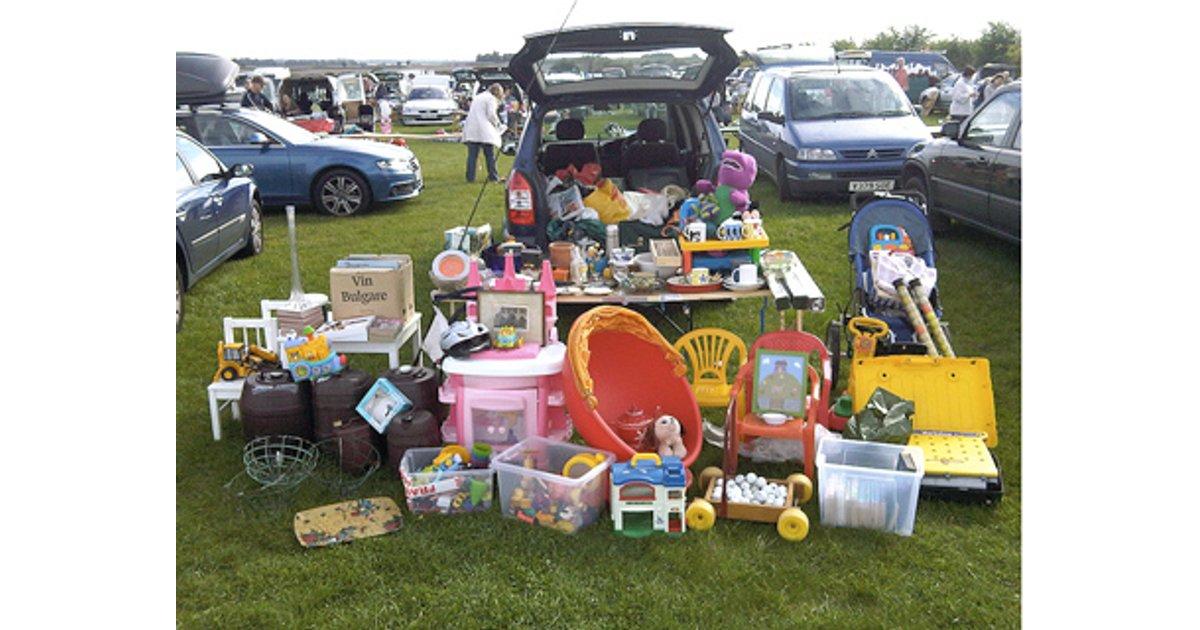Car Boot Sale Warlingham