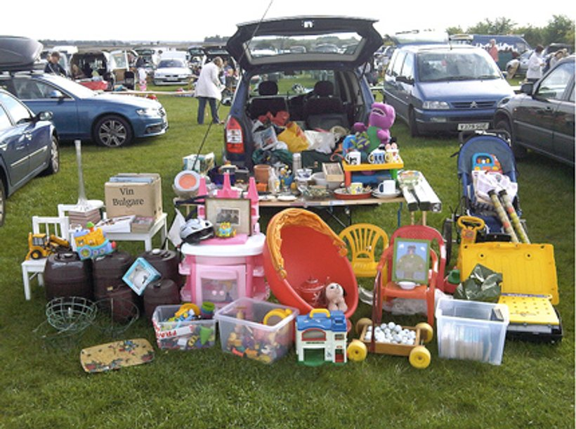 Warlingham Rugby Club Car Boot Sales