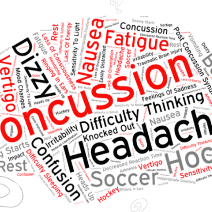 CONCUSSION  -  LOOK AFTER OUR PLAYERS