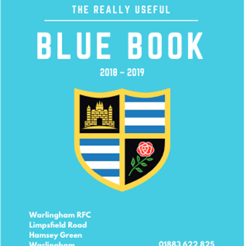 The Really Useful Blue Book 2018-19 online