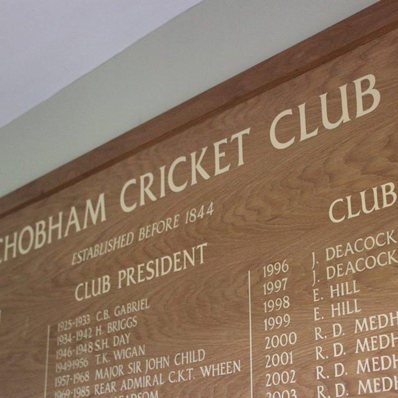 Club Presentation