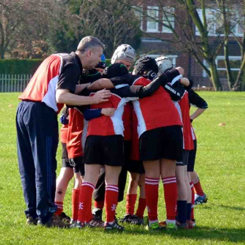 U10s v Stourbridge, 25 March 2011