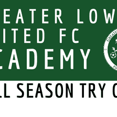 GLUFC to Hold Youth Academy Tryouts Sunday, June 12