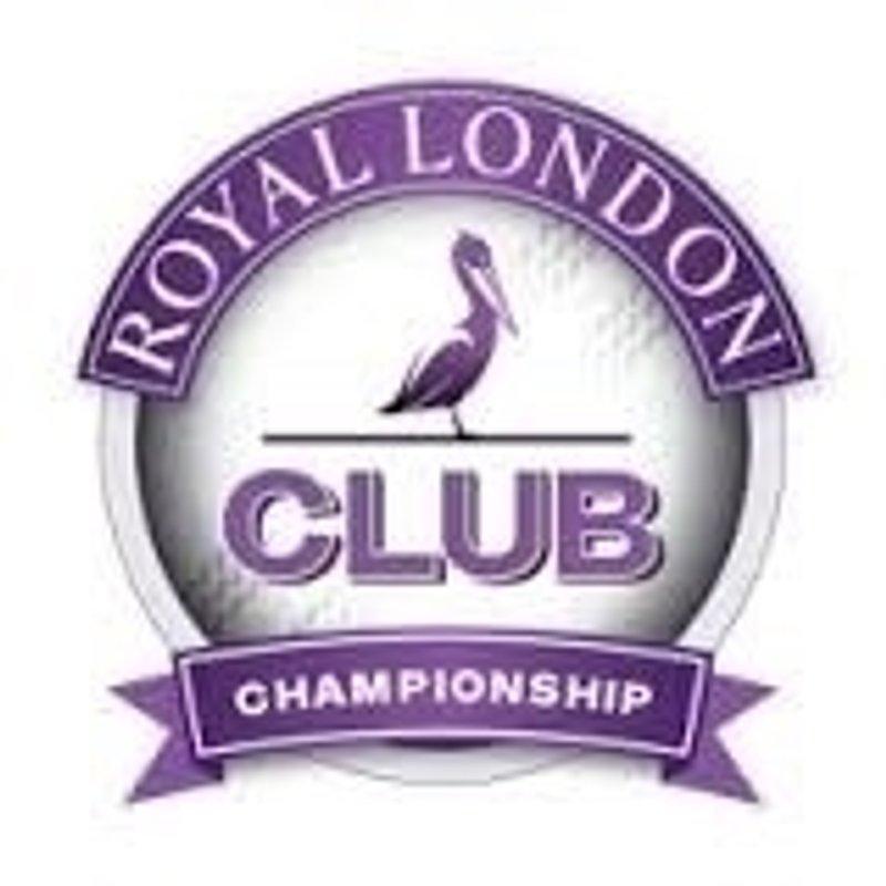 Royal London Club Championship draw