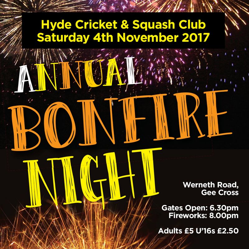 Bonfire Night 2017