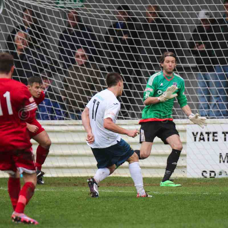 Yate Town vs Swindon Supermarine 24/10/15