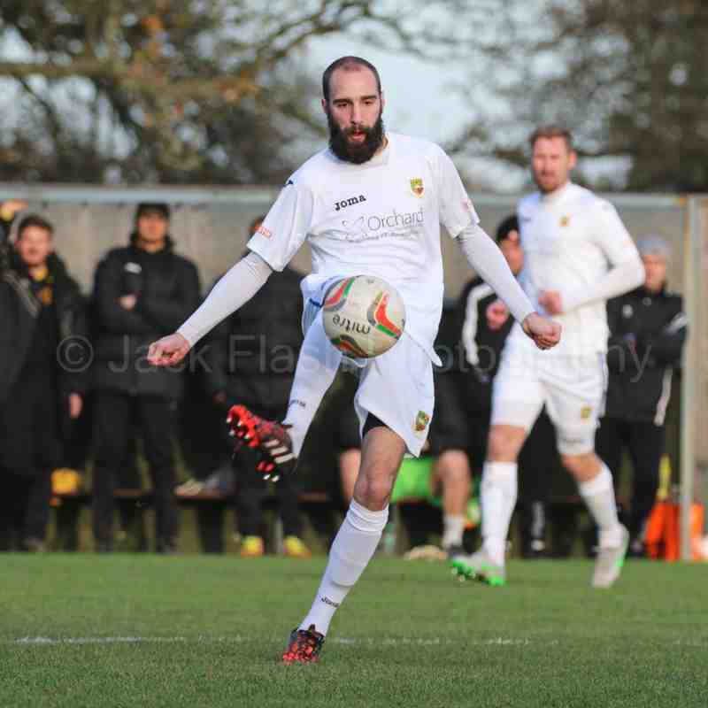 North Leigh vs Yate Town 21-11-15