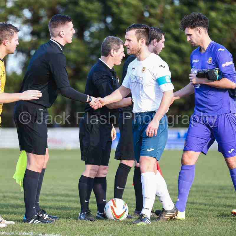 Yate Town vs North Leigh 30/01/16
