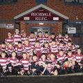 Under 13s beat Wirral 5 - 55