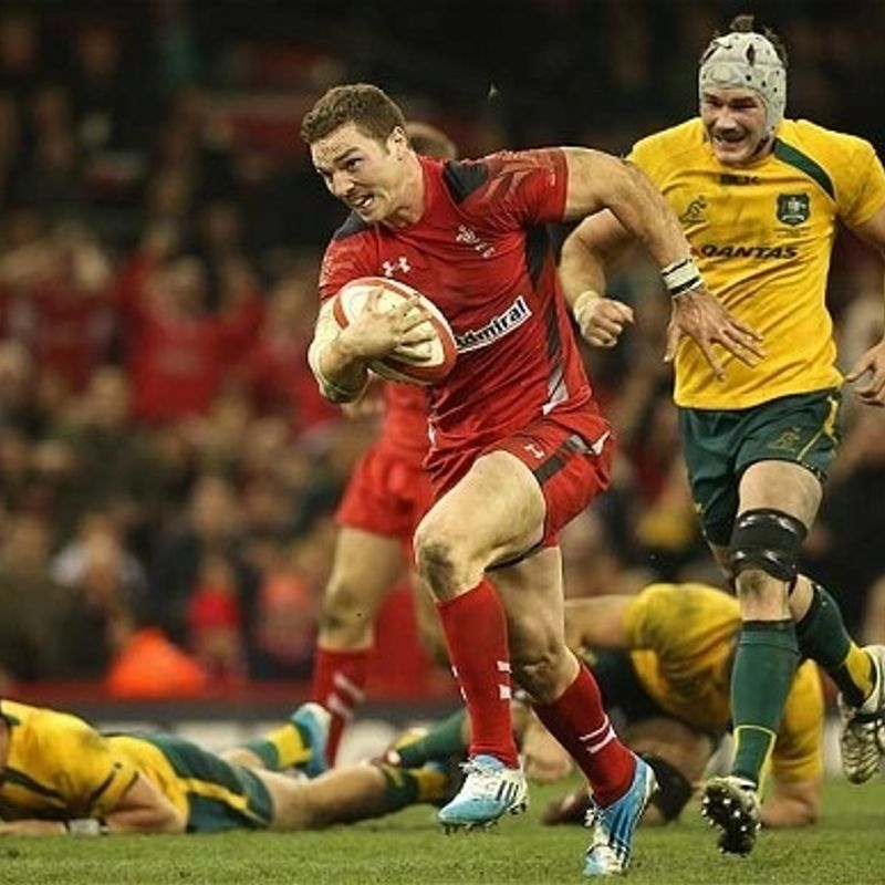 Wales v Australia - @ 1715 hrs, Sat 11th Nov 2017